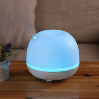 2016 High efficiency 500ml led color changing essential oil therapy aroma diffuser/electric aroma air freshener IONCARE -GH2189