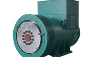 Small Size 220V Three Phase Ac Generator Diesel