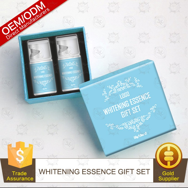 Practical And Nice Designed Whitening Essence Gift Set OEM Manufacturer Supply