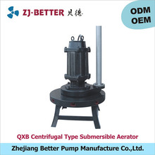 low noise factory price high quality QXB submersible centrifugal aerator /centrifugal pump