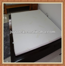 Latex foam mattress on latex foam mattress production line