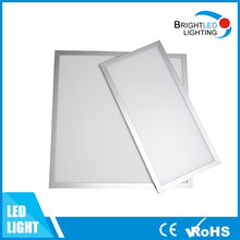 Newest Aluminum 40w 600x600 dimmable white led suspended ceiling light panel(P0606-40W)