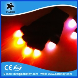 Concert music LIVE light up gloves led