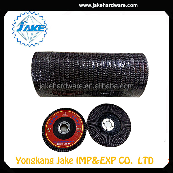 Wholesale promotional Fashionable metal grinding flap disc