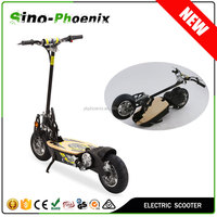 CE approved 1300w folding EVO Electric Scooter for sale ( PES01-48V 1300watt )