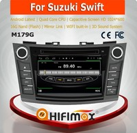 HIFIMAX Android 4.4.4 suzuki Grand Vitara android car audio system for suzuki swift car multimedia player for suzuki swift