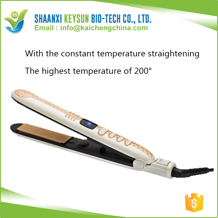 Household Ion Hair Straightener Beauty Salon Supplies Hairdressing Tool Appliances Plywood Pull Straight Board