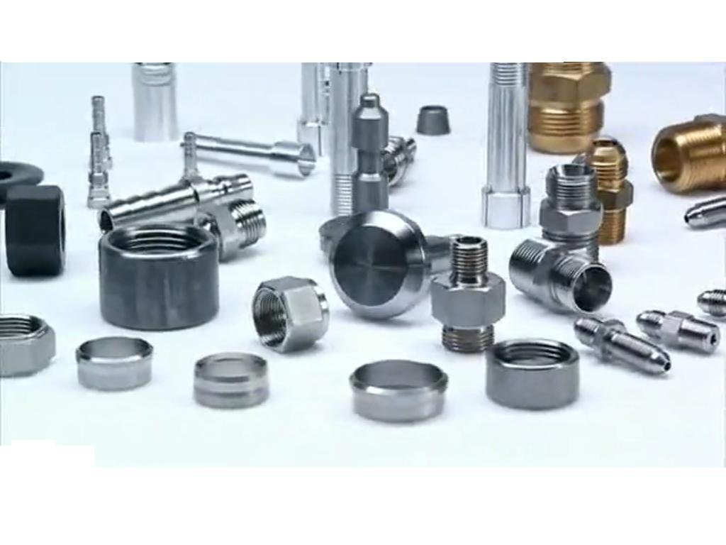 CNC LATHE PRODUCTS SMALL PARTS
