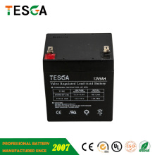 12v 5ah exide battery for ups system with CE certificate