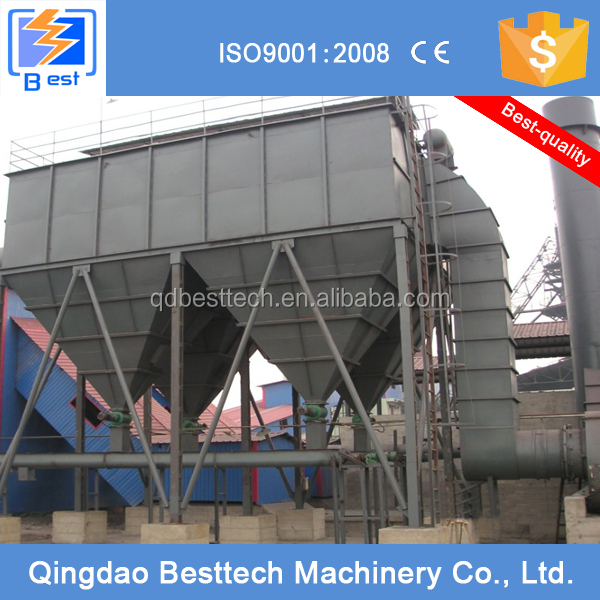 DMC36 air duct cleaning equipment, medium frequency furnace dust removal, filter bag filter bag house filter