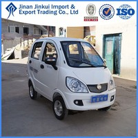 Direct selling brand new car BSH mini van for sale,adult electric car