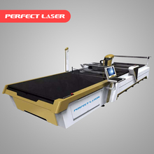 Perfect Laser- High Speed CNC Automatic Cloth Cutting Machine for Cutting Mutli-layers Fabric-4 cnc fabric cutting table