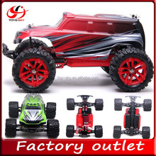 Alibaba China manufacture Newest Buggy car 2.4G 4 Wheel drive Desert fox RC Truck Model 40km/h