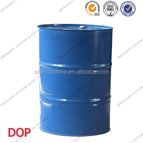 Factory price transparent oily liquid dioctyl phthalate 99.5% plasticizer dop