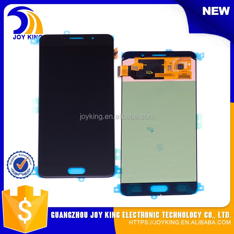 [JoyKing] lcd display for samsung galaxy A7100 ,china wholesale,original new for A7100 lcd