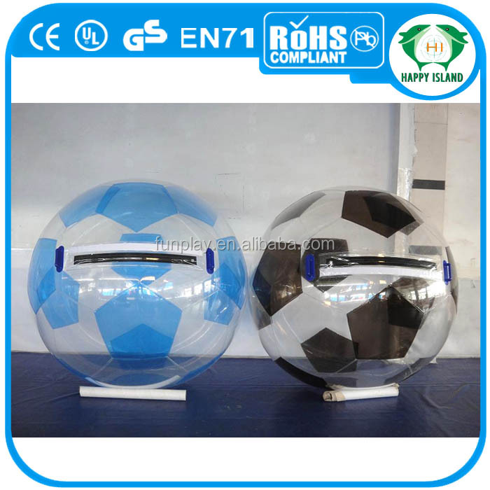 HI Top sale inflatable water walking ball, water walker ball, human size water walking ball for sale