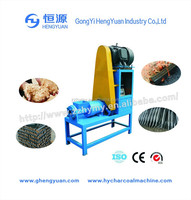 on sale jute sticks charcoal briquette making machine