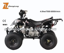 Cheap gas 4 wheel panther atv 110cc tires and rims
