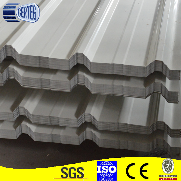 galvalume color coated steel coil/zinc coated sheet metal
