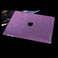 Full Body Glitter Decals Sticker for iPad 4,for iPad 4 Tablet Bling Bling Paster