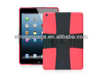 For ipad air tpu case with PC made in China