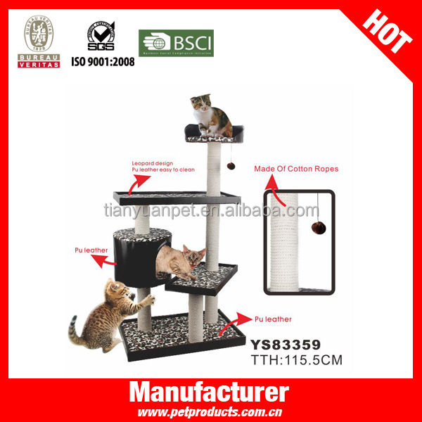 Fashion outdoor cat house for cat product