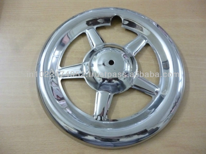 tuk tuk wheel show cup alignment parts