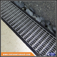 Flat road covers and grates drainage grille drain gutter cover