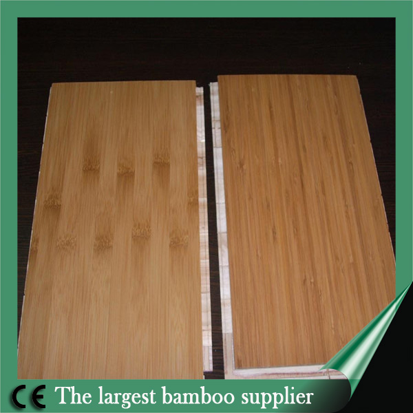 Exporting carbonized vertical Engineered Bamboo Parquet Flooring Multiply