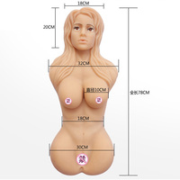 sex toy silicon dolls Senina Solid Silicone Sexy Doll full silicone sex dolls for men