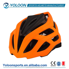 Hot sale CE approved in-mold adult road bicycle bike helmet