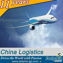 Best air freight from China to New Zealand