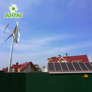Excellent Sale Long Life 5kw wind power and solar power hybrid system energy