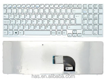 New Replacement Keyboard for Sony Vaio SVE15 UK keyboard