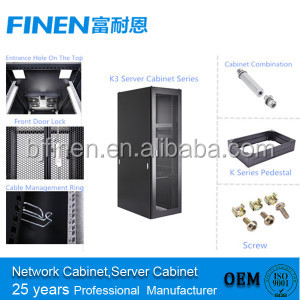 19' waterproof network cabinet