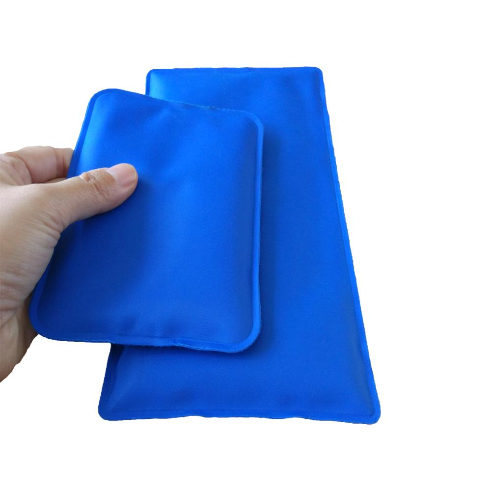 Guangdong Factory cold therapy pack is latex-free soft colth material hot cold reusable gel pack