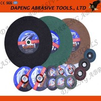 Fashionable classical 14/16 INCH resin abrasive cut off wheel for metal ,ss with high quality