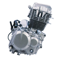 150cc Motorcycle Engine Single Cylinder 4 Stroke Air Cooled Engine with Reverse Gear Engine for ATV Motorbike Motorcycle