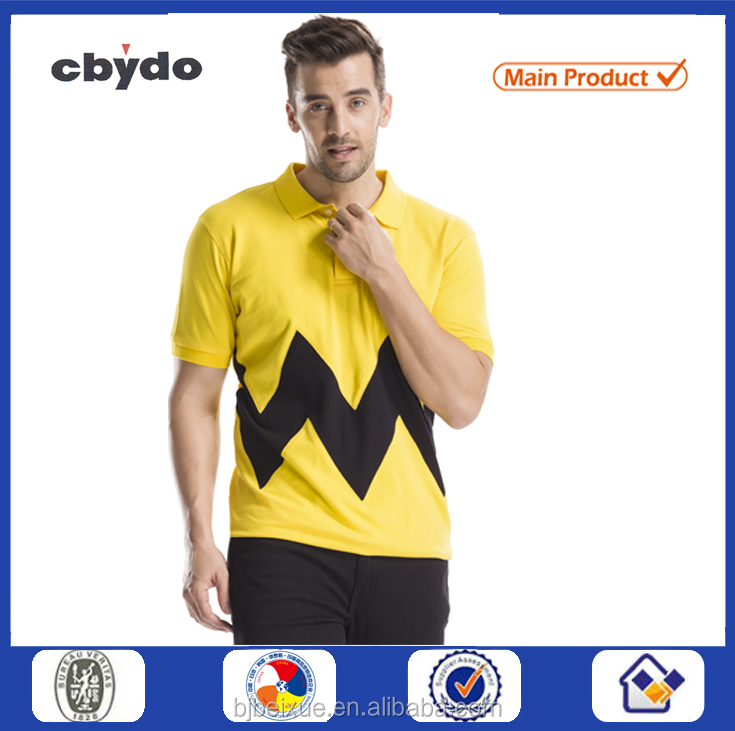 OEM design nice cool mens buiness polo <strong>shirt</strong> yellow polo <strong>shirt</strong> for men