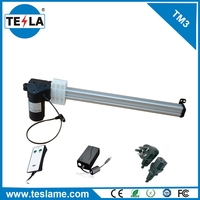 Hot sale strong power linear actuator 12v/24v/36v powerful with low noise TM3