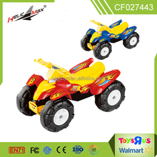 New product children four wheel Bigfoot beach buggy ride on car for kids