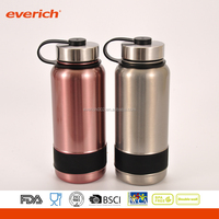 Everich New Design Double Wall Stainless Steel Vacuum Insulated Water Bottle