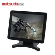 Factory Supply Cheap 15 Inch LED LCD TFT Resistive Touch Monitor