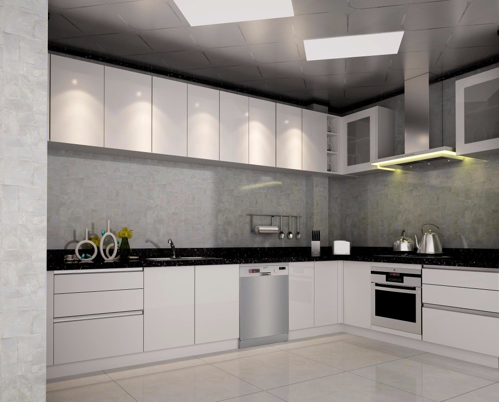 Kitchen cabinet latest design home design for Latest kitchen cabinet design