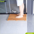 Factory wholesale teak wood bath mat