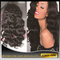Modern best sell fashion brazilian hair wigs