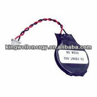cr2032 cmos battery with wires