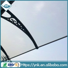 2016 Direct Factory Price 100% virgin GE balcony canopy rain cover