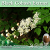 ISO&HALAL Black Cohosh Root Extract Triterpene Glycosides 2.5%