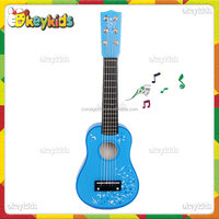 2016 wholesale wooden childern guitar,high quality wooden children guitar,,cheap wooden guitar, W07H035